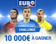 Challenge pour gagner 10.000 euros