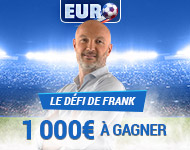 Challenge contre Frank Leboeuf pour gagner 1.000 euros