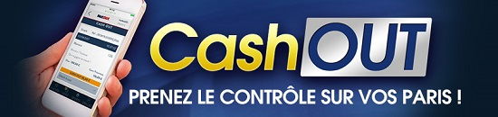 Cash Out sur Netbet