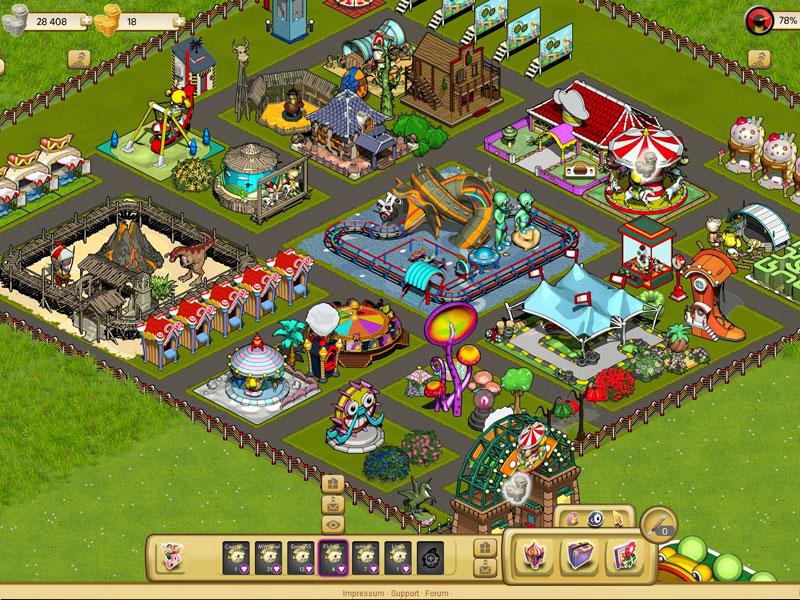 jeux en ligne construction