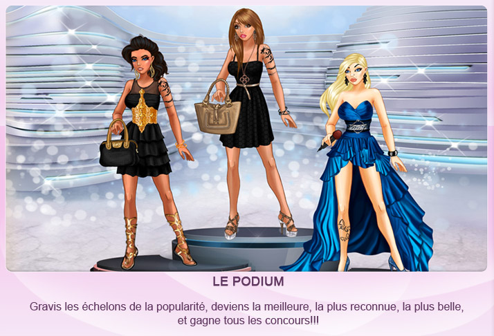 lady-popular-fashion-arena