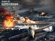 Clash of Battleships