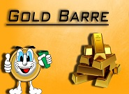 Gold-barre