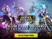 Fiche : Heroes Evolved