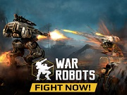 Fiche : War Robots Android
